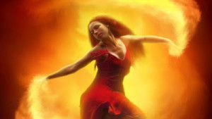 wild+woman+dancing+with+fire